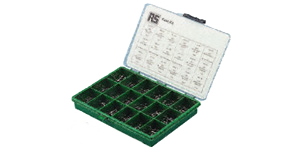 General purpose mixed size fuse kit